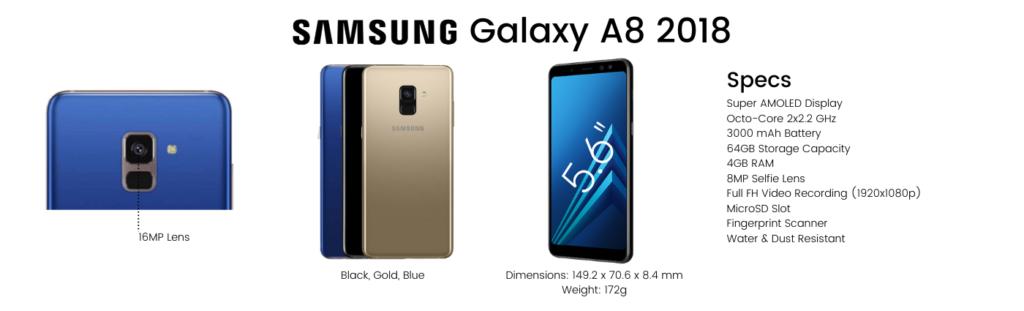 Samsung Galaxy A8 Repairs