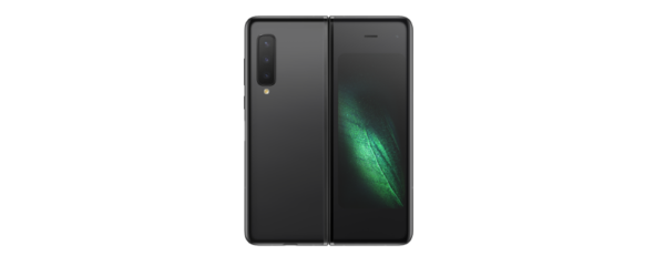 Samsung Galaxy Fold - Rear