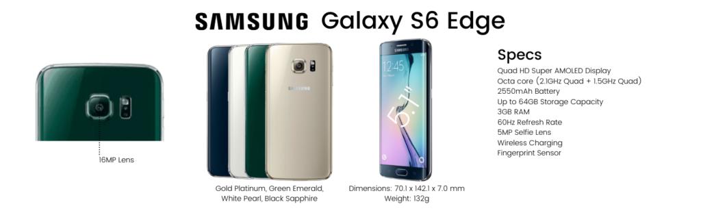 Samsung Galaxy S6 Edge Repairs