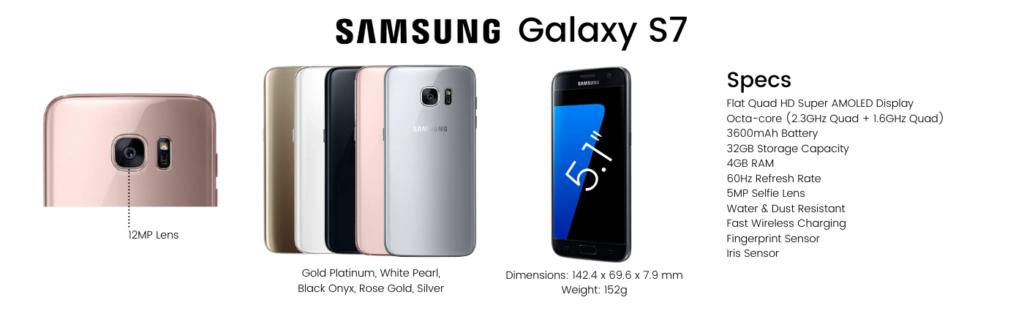 Samsung Galaxy S7 Repairs