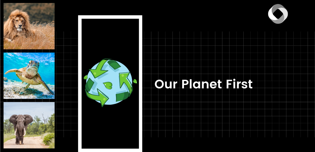 Our Planet First