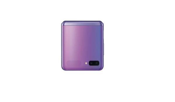 Samsung Galaxy Z Flip Repairs - Mirror Purple
