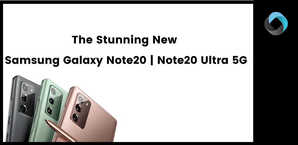 Samsung Note 20 Repairs
