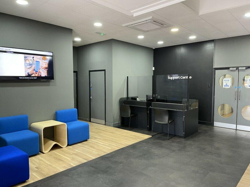 Samsung Support Centre