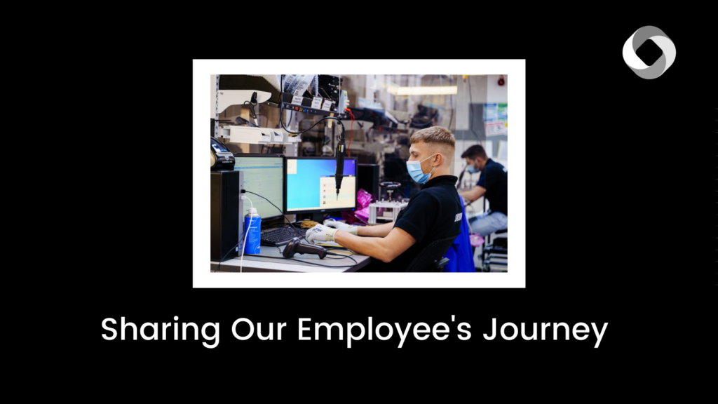 Sharing Our Employee's Journey